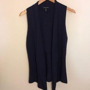 [Eileen Fisher] Open sweater vest